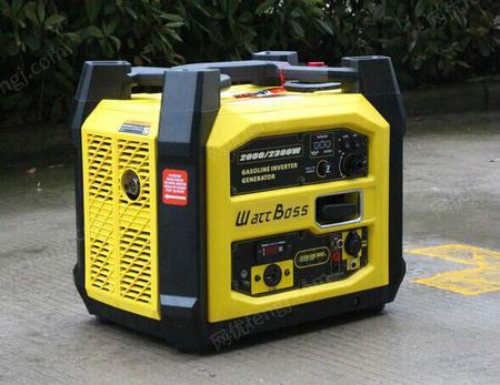 出售1千瓦数码汽油发电机组