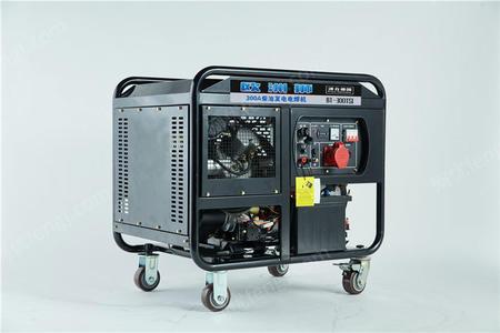出售300A柴油發電電焊兩用機