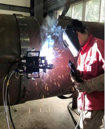 管道自动焊机特点
