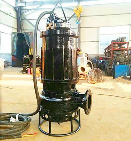 出售KSQ型潜水泥砂泵 河道抽沙泵 洗沙专用泵