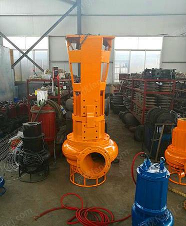 出售移动采砂泵 挖机挖沙泵