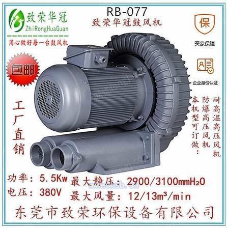 电镀设备高压风机 RB-077