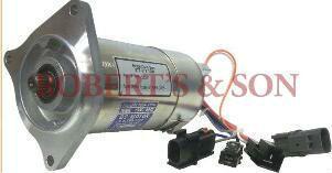 出售0-52000-5190尼桑叉車轉向電機