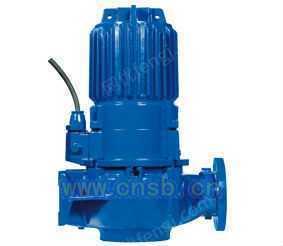 KSB 带冷却套的潜水电机泵