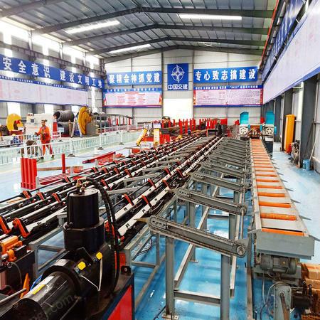出售DLH-450数控钢筋剪切生产线 数控钢筋锯切生产线