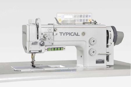 标准直驱单针综合送料厚料自动剪线