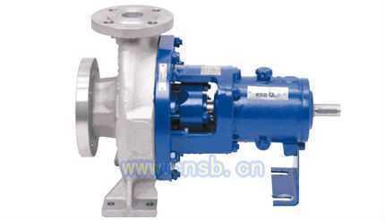 KSB 标准化工泵
