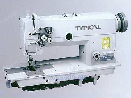 标准TW2-B875-5双针缝纫