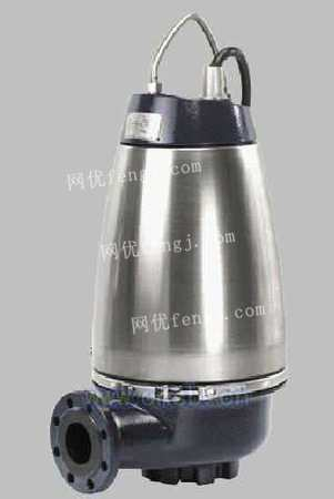 格兰富水泵SE - 重载潜污泵