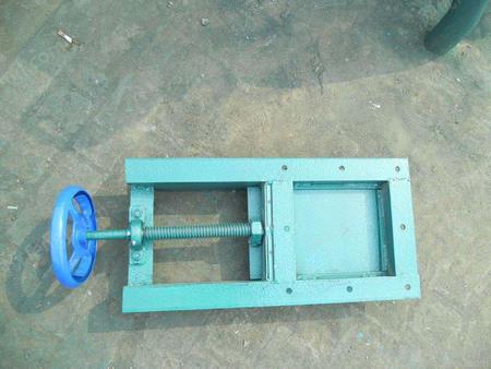 出售手動氣動電動插板閥閘板閥污水閥卸灰閥翻板閥