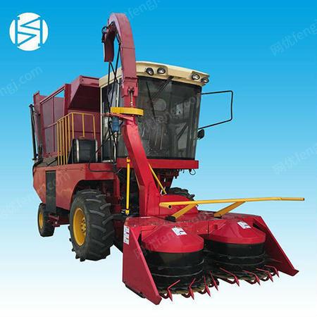 出售浙江2.3米大型自走式青贮机,犇大型自走式青饲料收获机