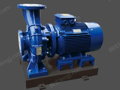 出售ISW卧式管道泵