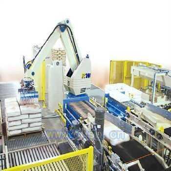 无锡全自动机器人码垛机制造商