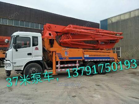 秦皇岛35米混泥土泵车批发小泵车