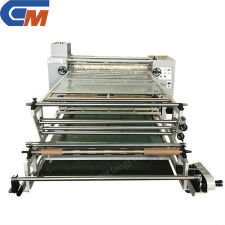 出售皮革t恤印花机裁片印花机 布料数码直喷服装热转移印花机