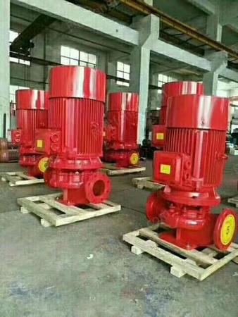 出售立式單級消防泵噴淋泵消火栓泵