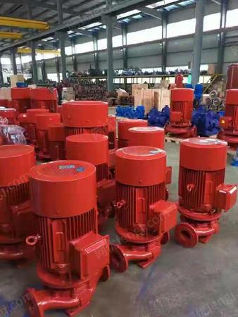 出售消防泵噴淋泵消火栓泵XBD-L