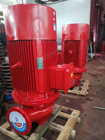 出售XBD8/25-L消防泵 XBD7.0/20-L噴淋泵 消火栓加壓泵