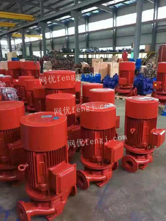出售上海登泉室外栓消防泵XBD11.0/50G-L-110KW