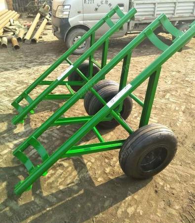 出售电力施工电线杆运杆车/运杆炮车拉杆车 拖杆车 单双杆电杆运输车
