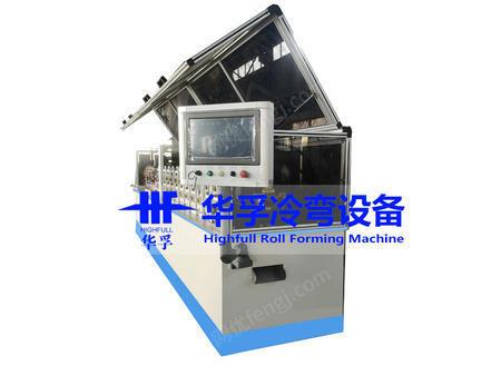 出售上海-山東華孚輕鋼別墅龍骨設備
