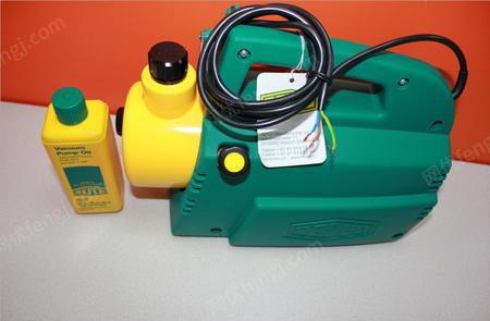 出售REFCO瑞士威科真空泵RL-8型便攜式空調真空泵