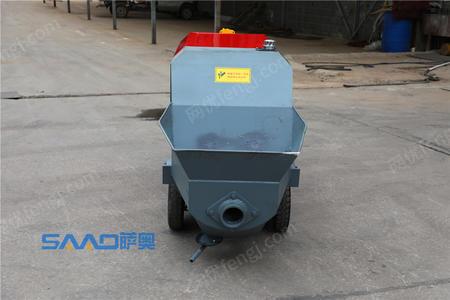 出售湖北襄阳加固混凝土输送设备 控型砼输送泵