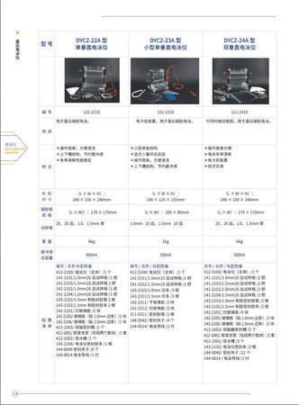 出售单垂直电泳仪DYCZ-23A型