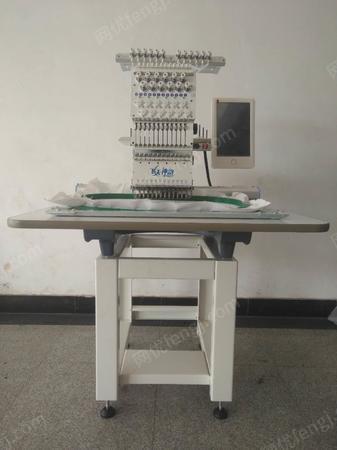 出售神韵SY1201/350*500单头绣花机照片绣花机数码刺绣机个性定制绣花机