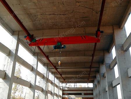 出售安徽六安5T单梁桥式起重机行车