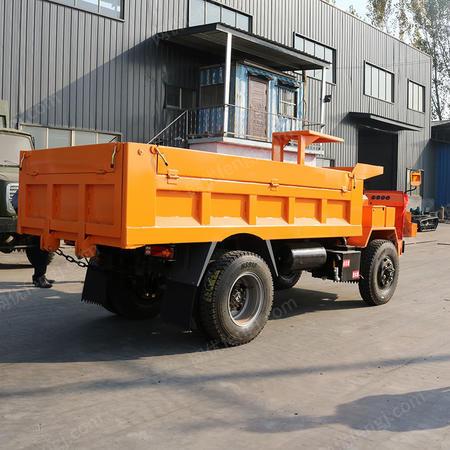 出售铁矿运输车HF-111矿山用自卸车矿安