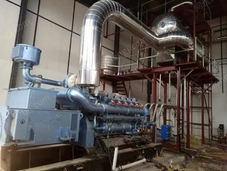 出售上海窯爐煙氣余熱發電系統