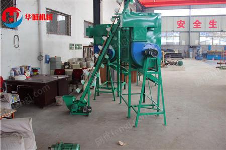 出售華誠家畜養殖場飼料顆粒機風干機