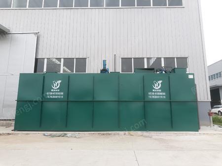 出售成合自主生產地埋式一體化污水處理設備
