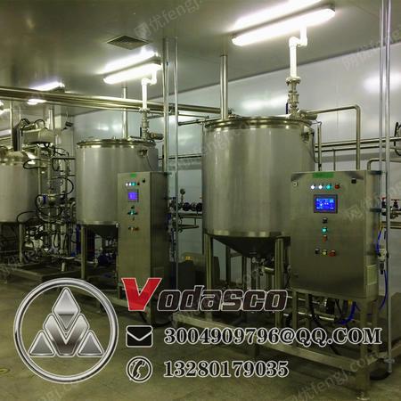出售山東沃達斯科果汁飲料加工生產線設備