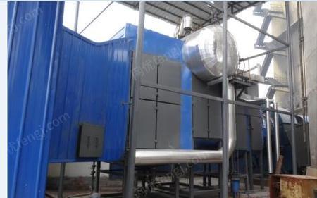 出售燃氣發電機組煙氣余熱蒸汽鍋爐