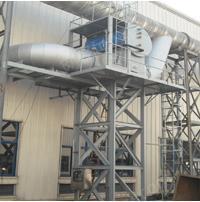 出售5.5t/h热管式余热蒸汽锅炉