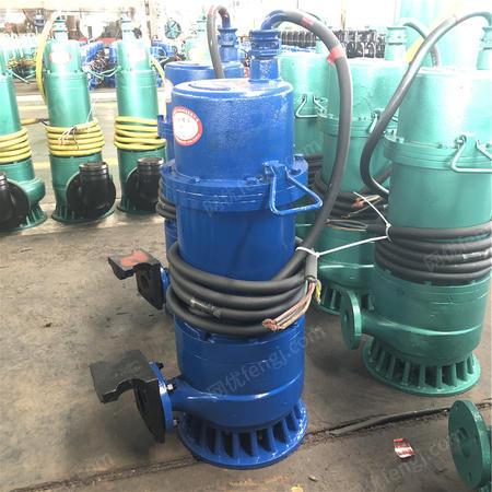 出售厂用固定高效无堵塞潜水泵WQB20-30-4KW河南污水污物防爆排污泵