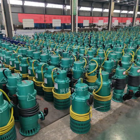 供应380V防爆潜水泵BQS10-100-2/7.5北京污水污物双叶轮高扬程排污泵