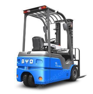 出售山东青岛比亚迪电动平衡重式叉车