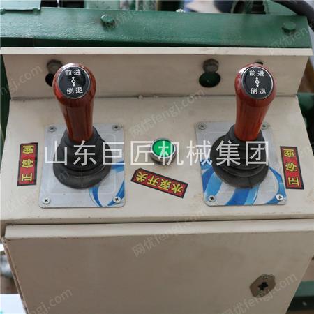 巨匠集團供應SJD-2C小型汽油打井機家用鉆井機