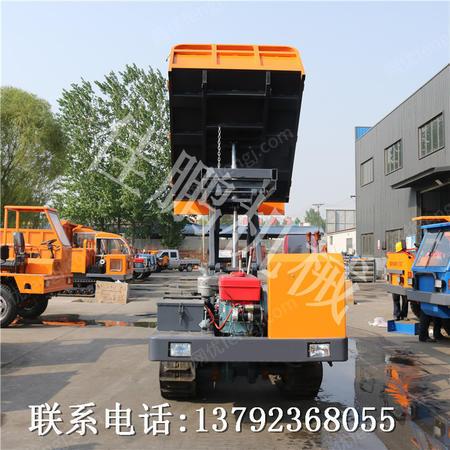 出售1.5噸農村小履帶運輸車 果木運輸用履帶車