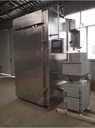 出售全自動熏肉機蒸煮烘干一體機