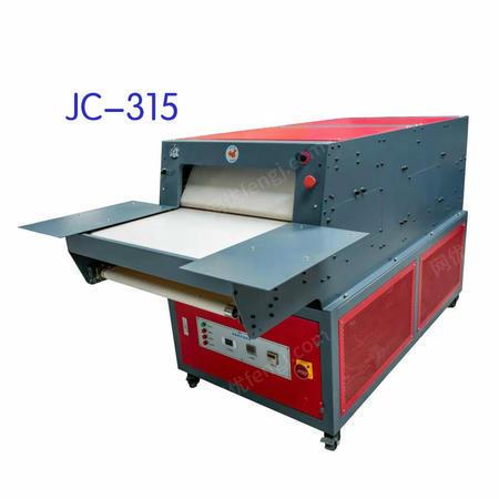 出售jc-315熱熔膠片壓邊機低溫港寶順薄機