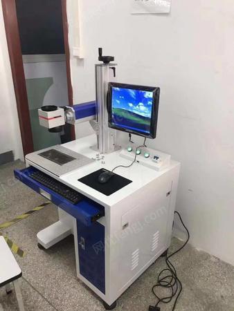 出售紙激光打字機 30W激光雕刻機 常州氧化鋁激光打字機