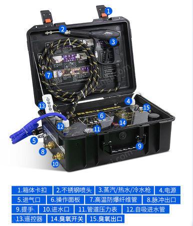 出售A88家電管道清洗一體機全能清洗機