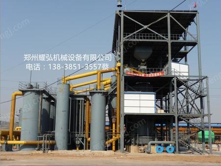 出售煤种适用性广流动性好煤气发生炉