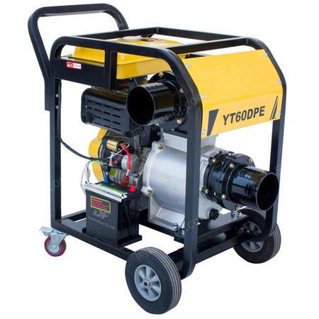 出售6寸電啟動高揚程消防水泵