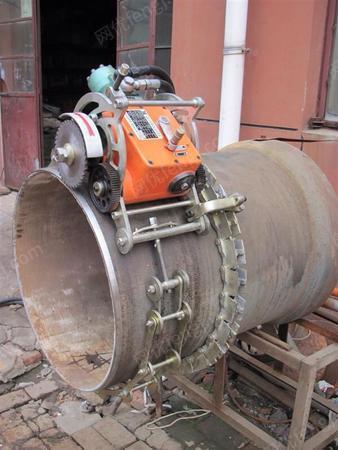 出售管道切割坡口機 自爬式液壓切管機爬管機