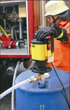 出售德國進口防爆輸轉泵